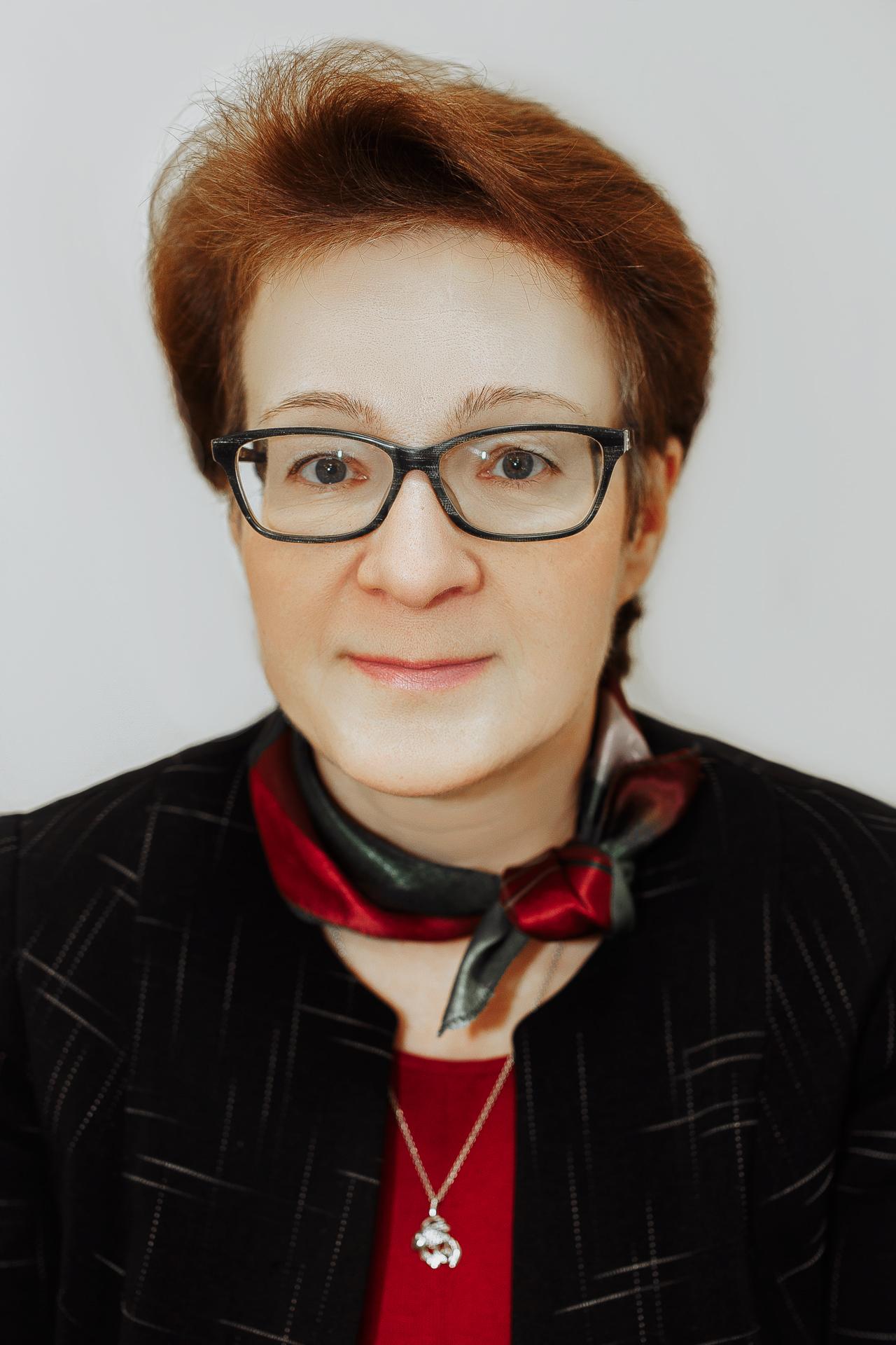 Миршанова Алла Даннатовна