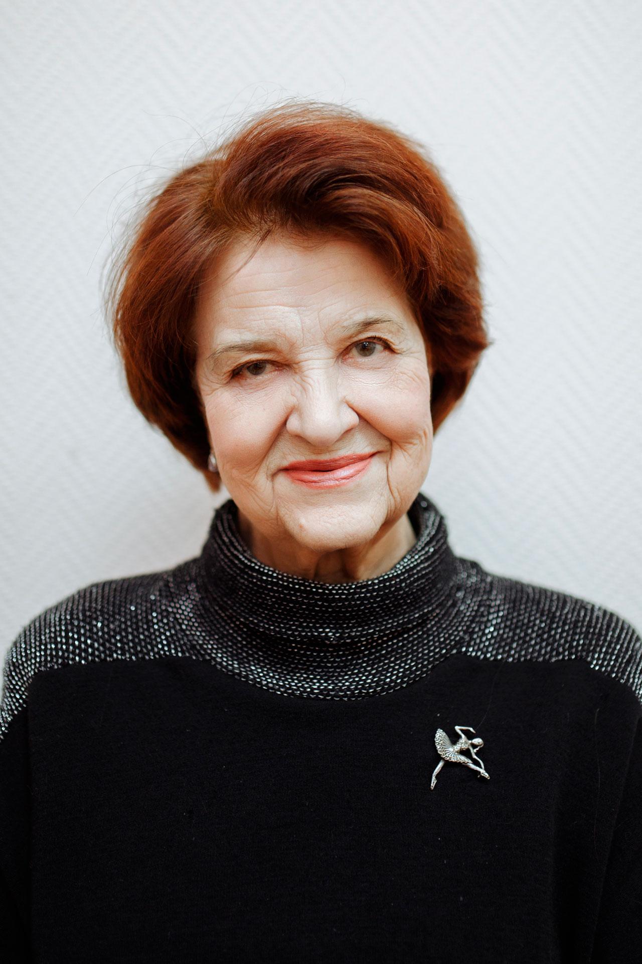 Анненкова Ирина Даниловна