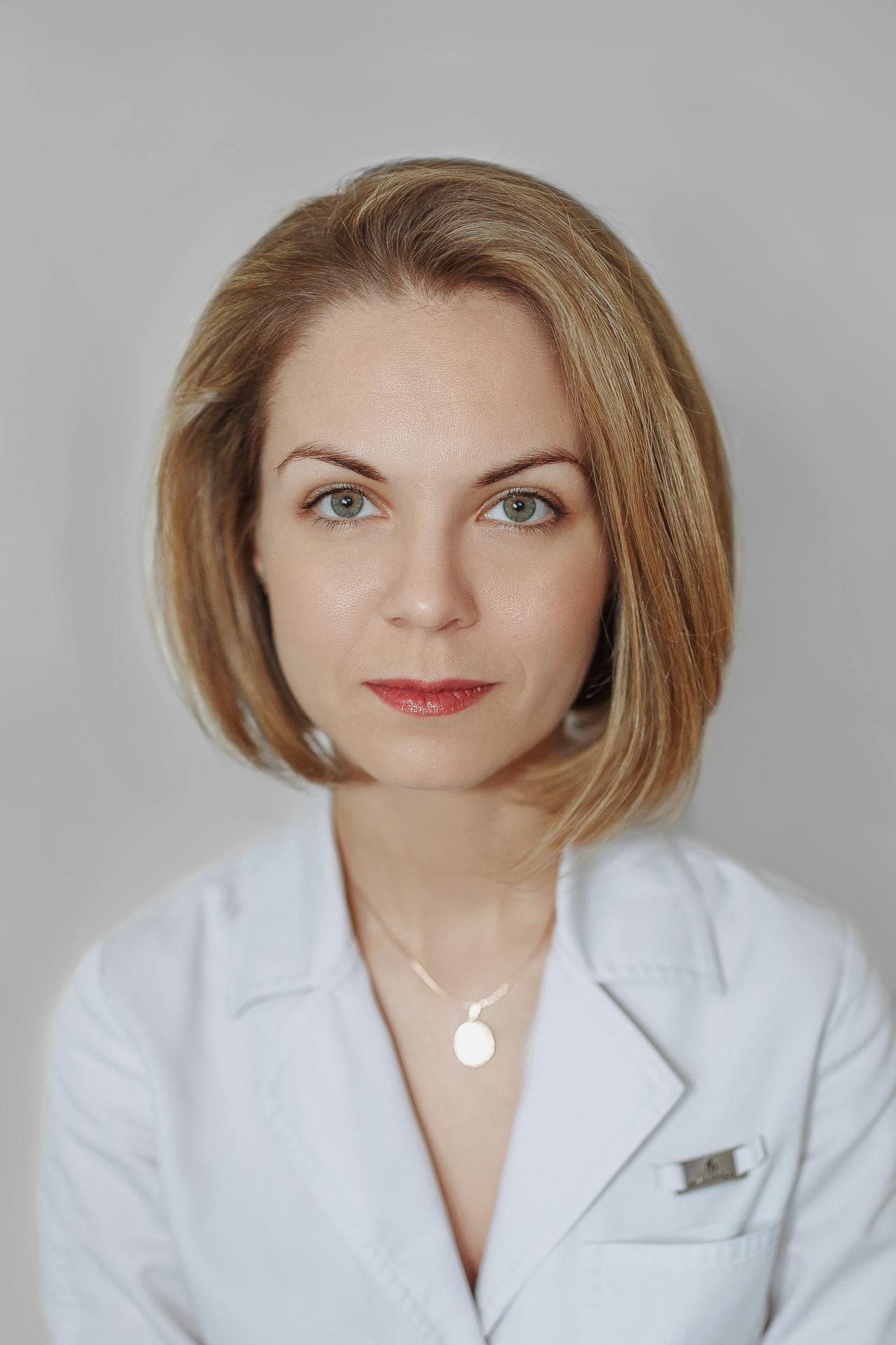 Красулина Марина Сергеевна